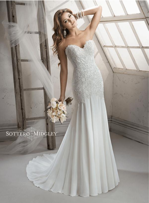 Summer vestuvinė suknelė