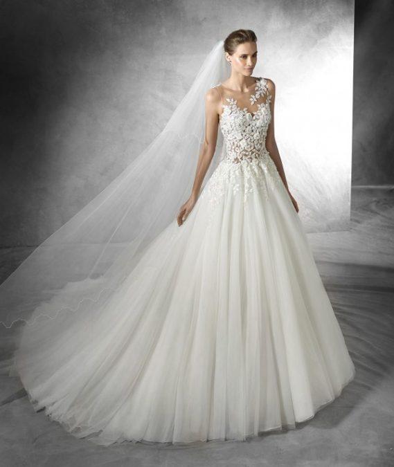 Taciana vestuvinė suknelė