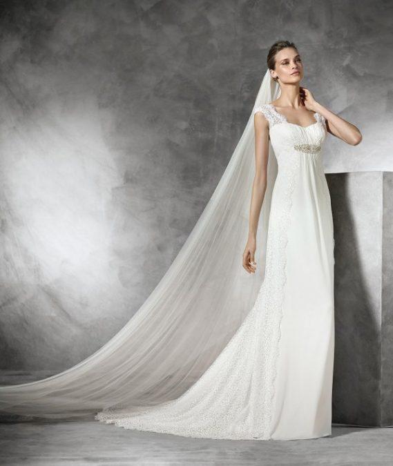 Taima vestuvinė suknelė