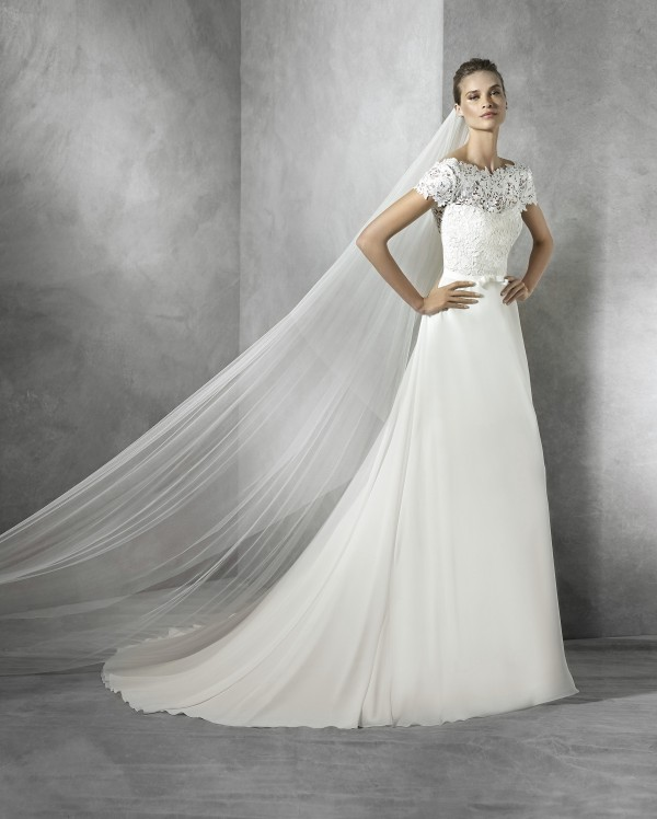Tanay wedding dress
