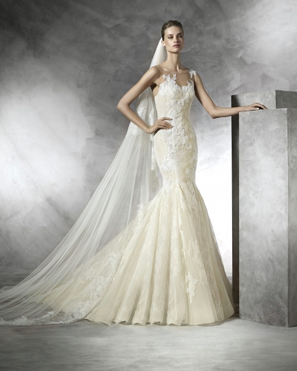Tanit wedding dress