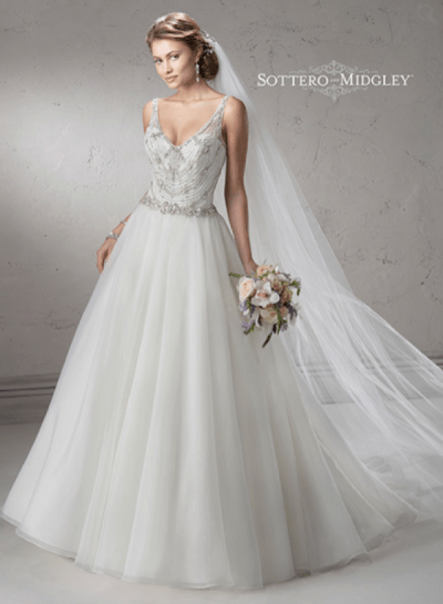 Tanya wedding dress