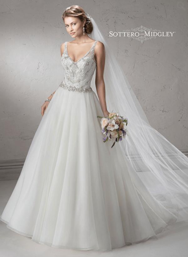 Tanya vestuvinė suknelė