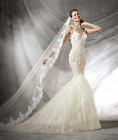 Tarifa wedding dress