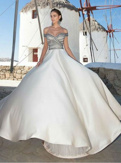 Tarik Ediz evening dress 92477