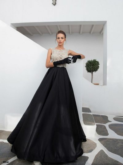 Tarik Ediz evening dress 92644
