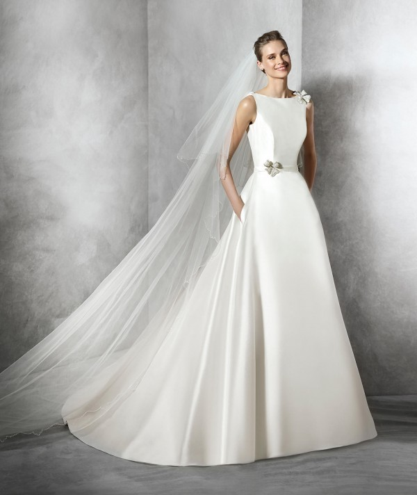 Telde wedding dress