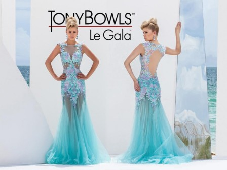 """TONY BOWLS proginių suknelių kolekcija """"LeGala""""!"""