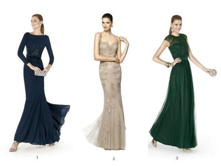 Ilgos vakarinės PRONOVIAS FIESTA suknelės