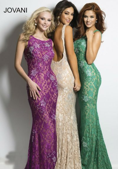Evening dress Jovani 21789