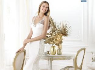 2014 metų vestuvinių suknelių tendencijos