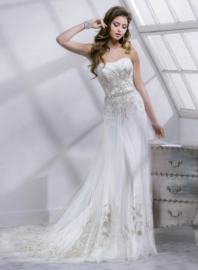 Keaton wedding dress