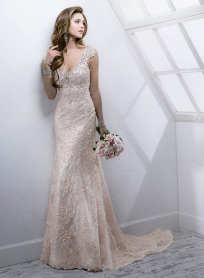 Simone wedding dress