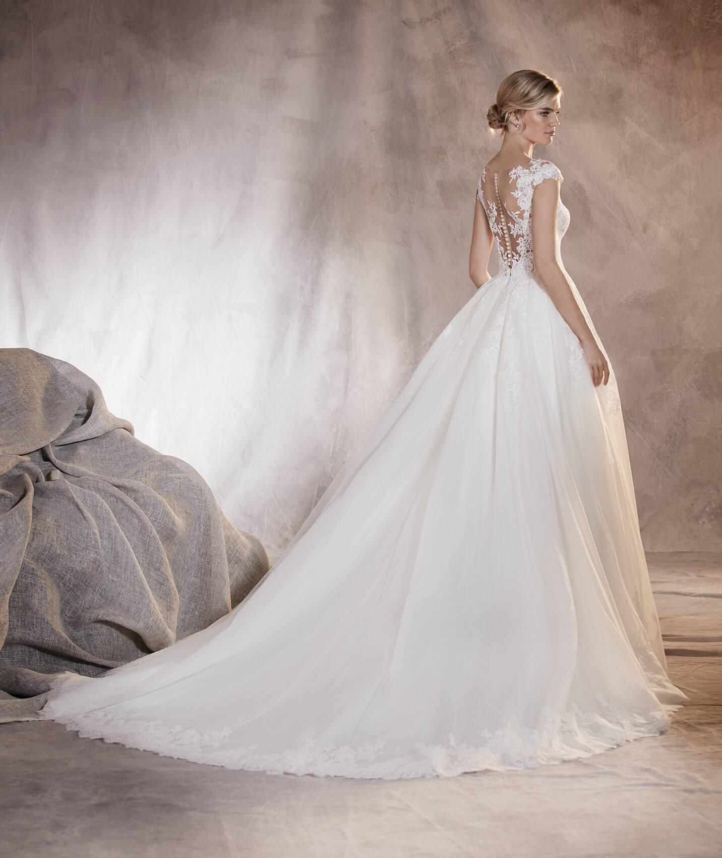 vestuvines sukneles pronovias adela 3