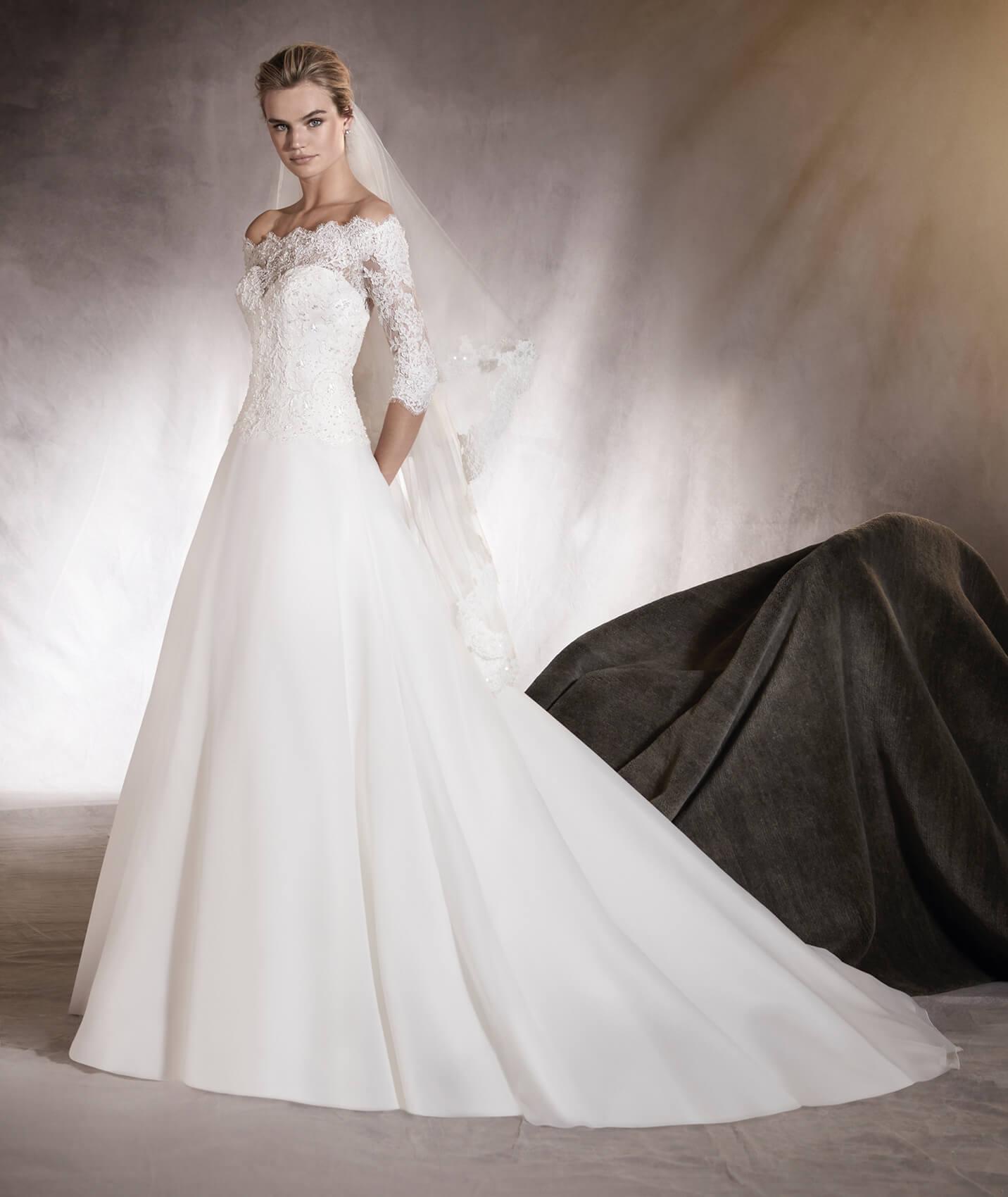 vestuvines-sukneles-pronovias-algeciras