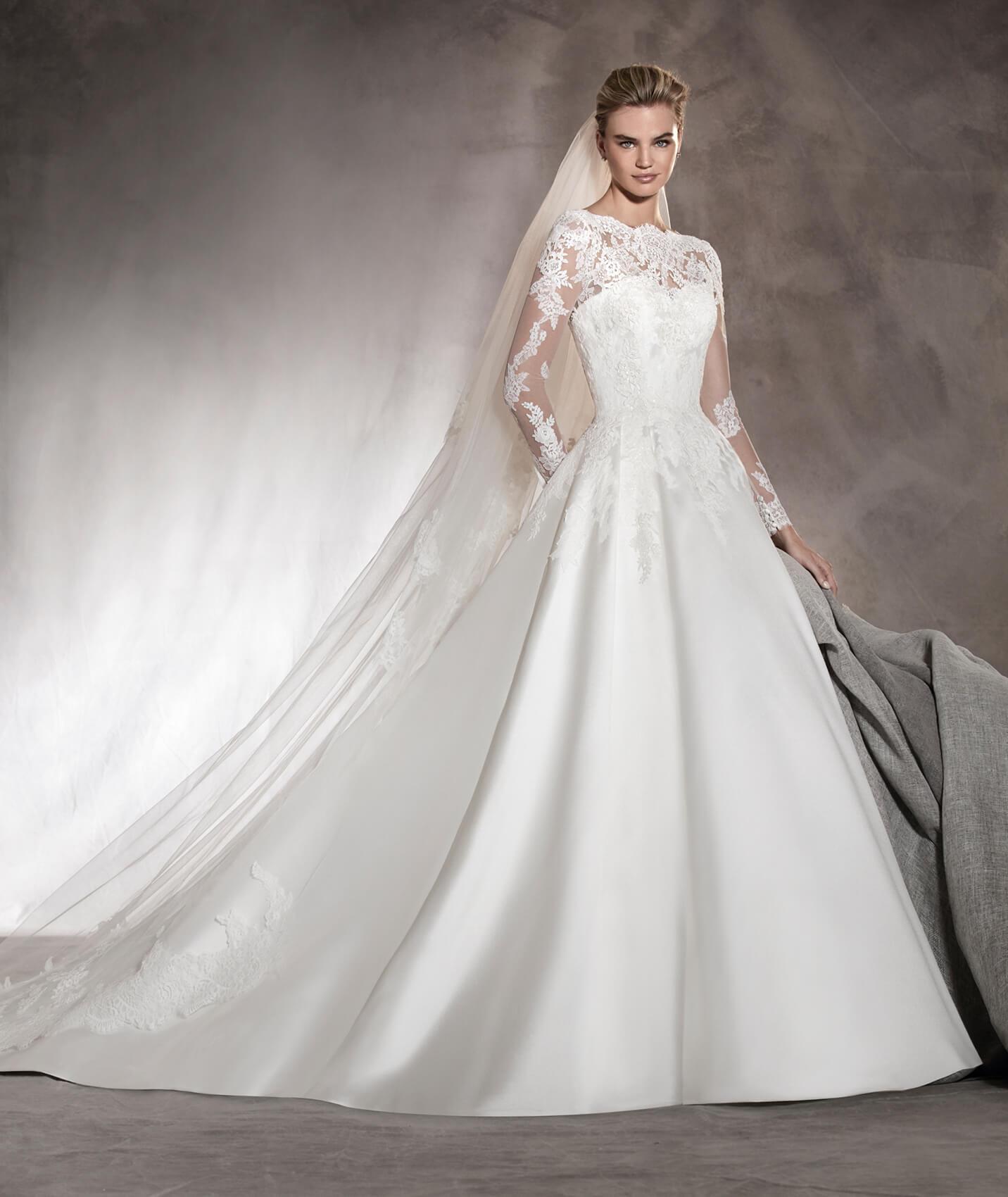 vestuvines-sukneles-pronovias-alhambra