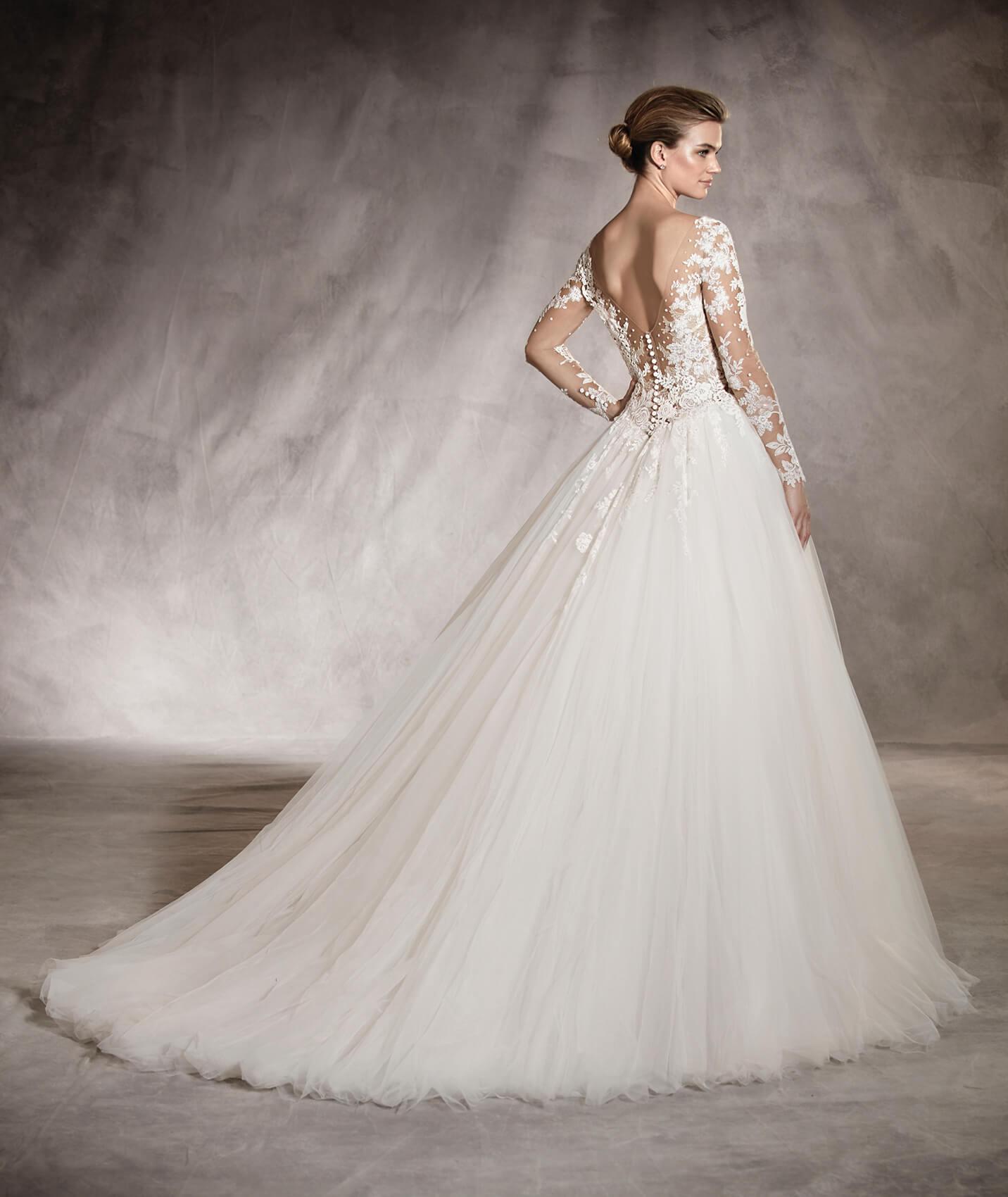 vestuvines-sukneles-pronovias-arlene-3