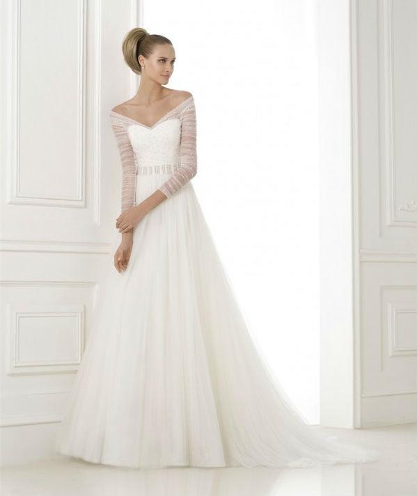 vestuvines-sukneles-pronovias-berila