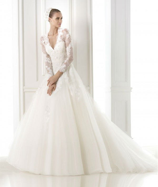 vestuvines-sukneles-pronovias-bestine