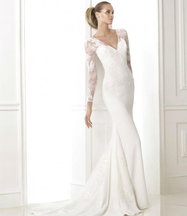 vestuvines-sukneles-pronovias-bitan