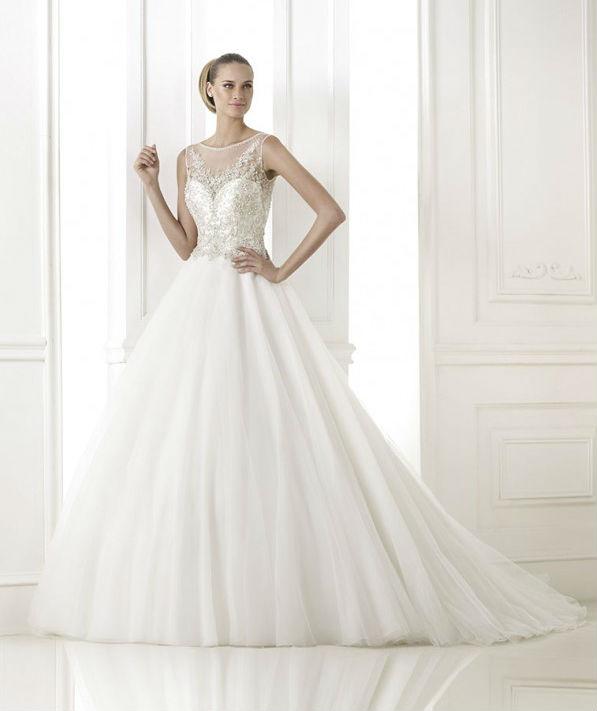vestuvines-sukneles-pronovias-bohemio