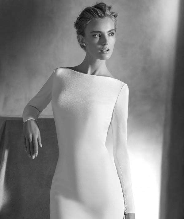 vestuvines sukneles pronovias ivania 3