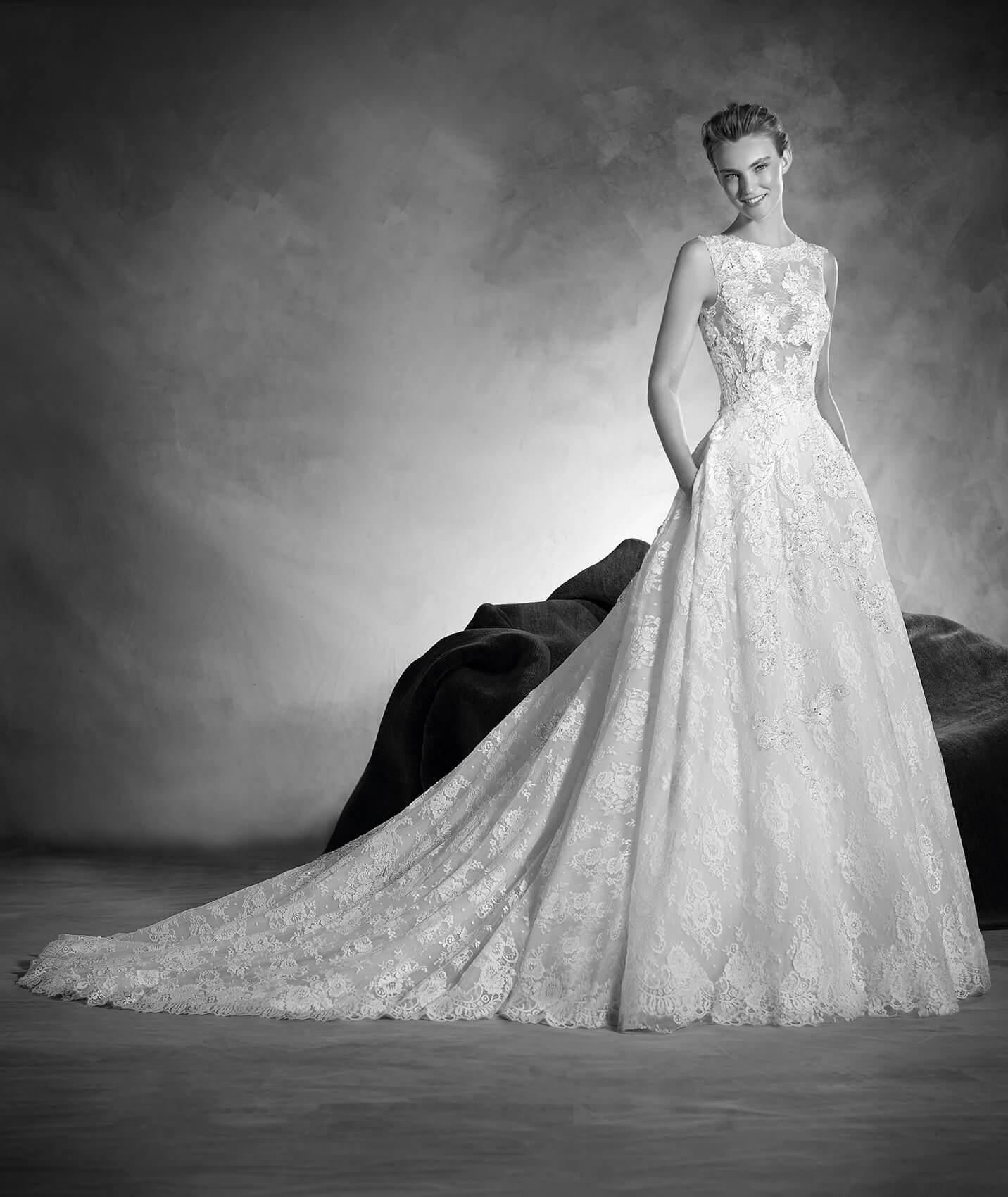 vestuvines-sukneles-pronovias-naiara