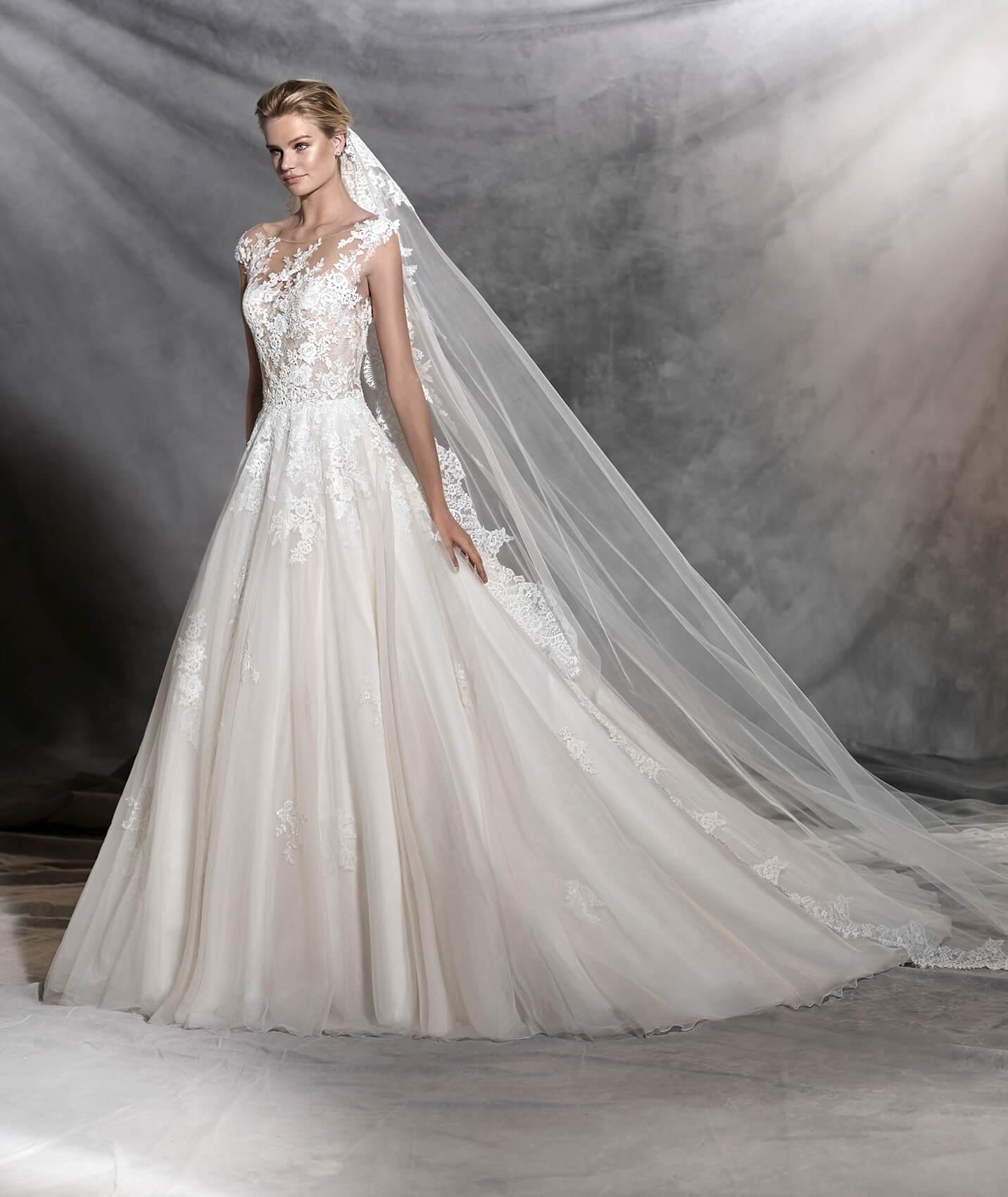 vestuvines-sukneles-pronovias-ofelia