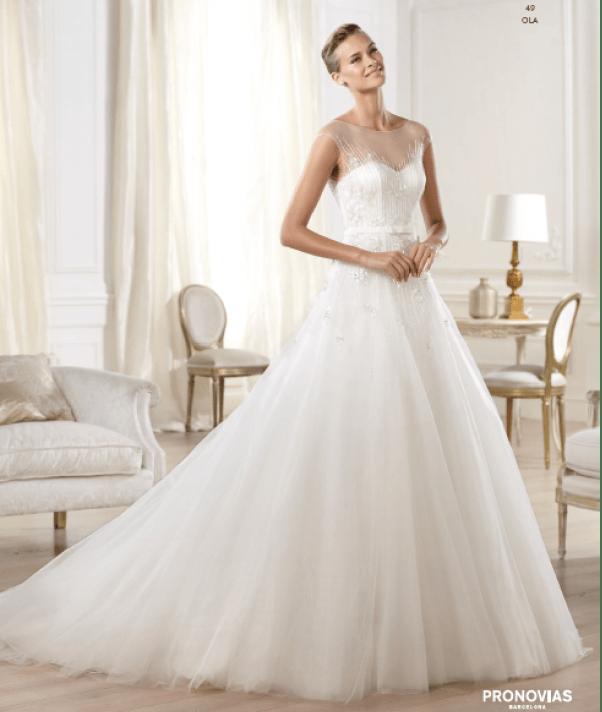 vestuvines-sukneles-pronovias-ola