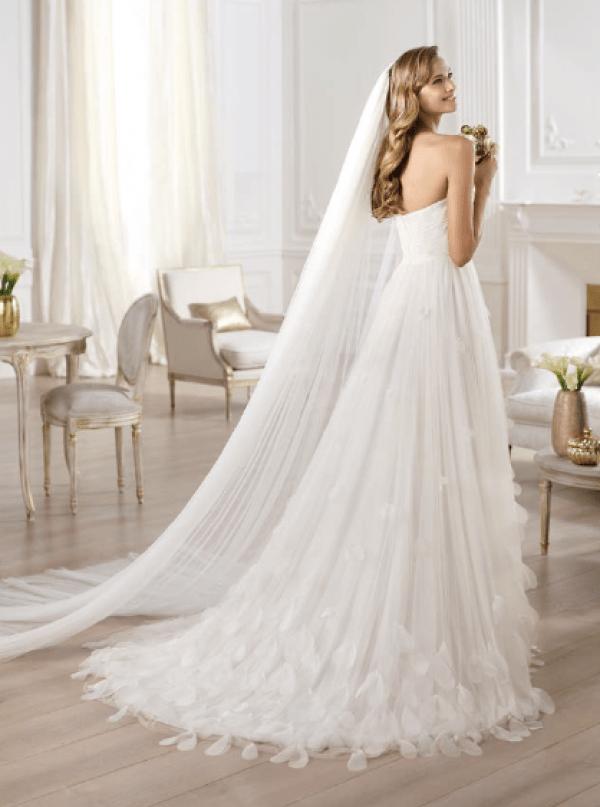 vestuvines sukneles pronovias orera 2