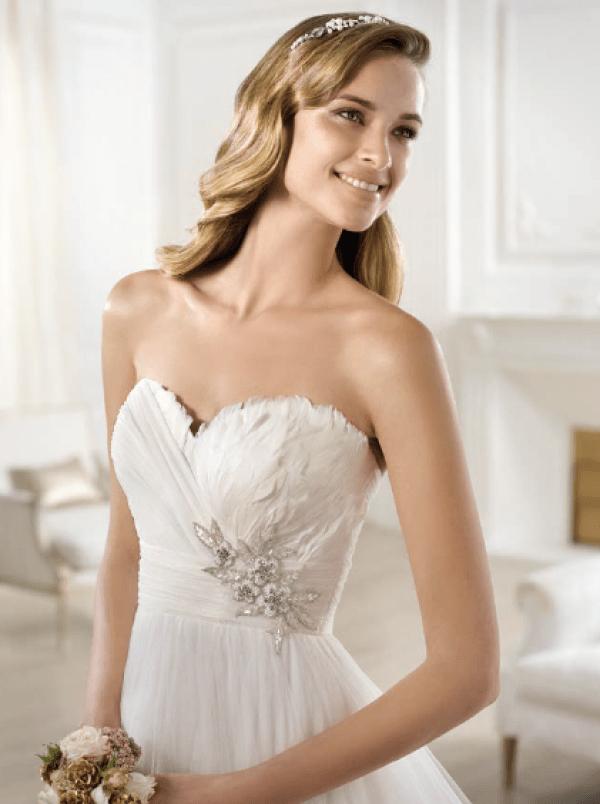 vestuvines sukneles pronovias orera 3