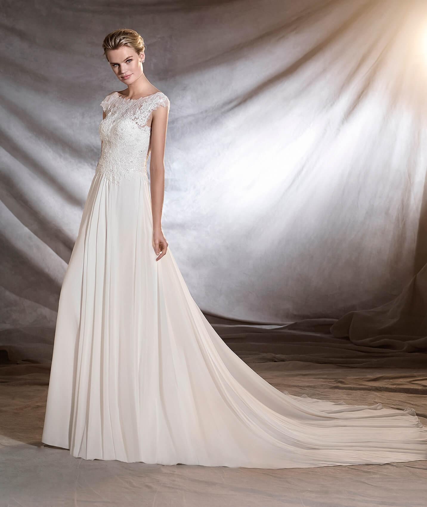 vestuvines-sukneles-pronovias-orsini