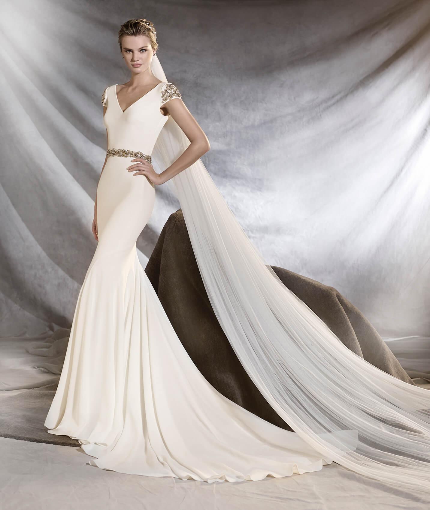 vestuvines-sukneles-pronovias-orville