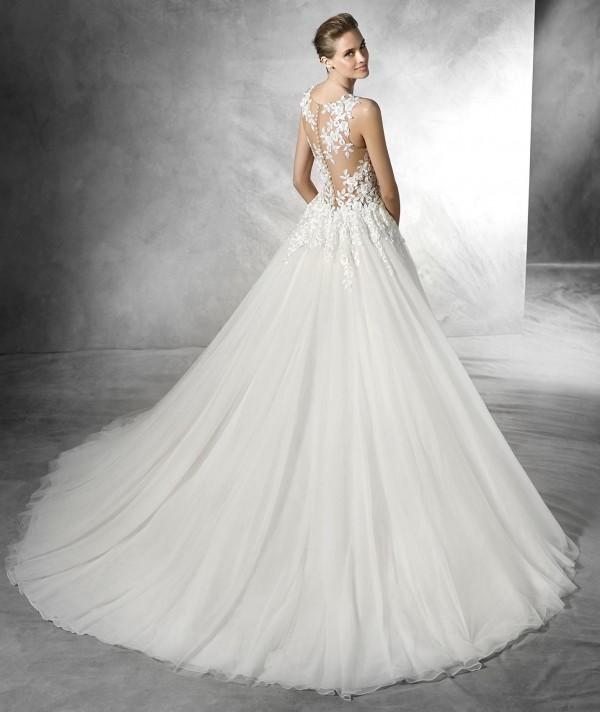 vestuvines-sukneles-pronovias-taciana-3