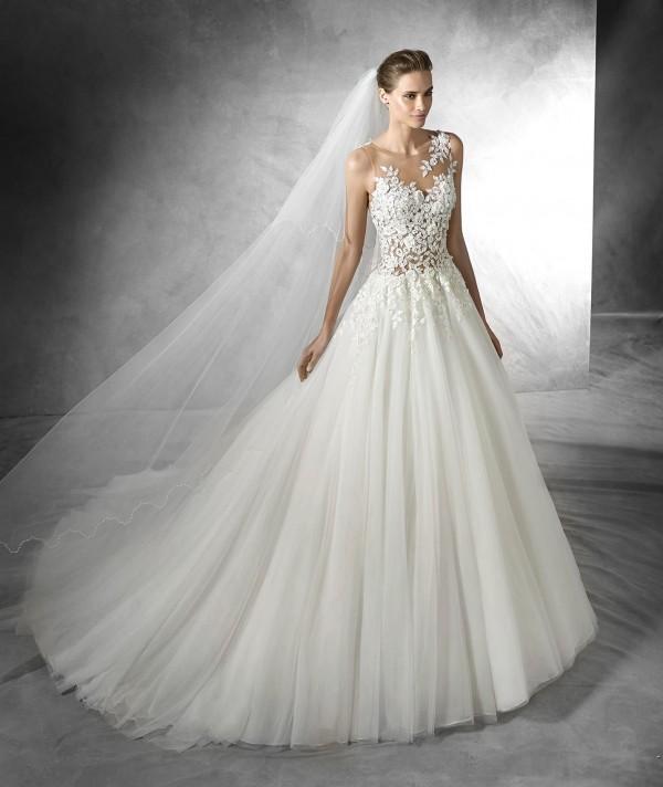 vestuvines-sukneles-pronovias-taciana