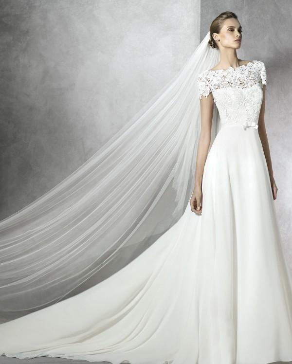 vestuvines-sukneles-pronovias-tanay-2