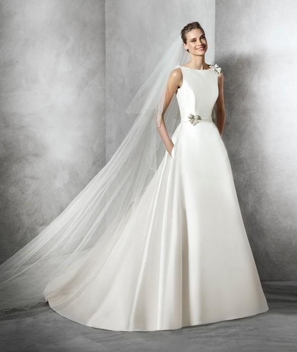 vestuvines sukneles pronovias telde