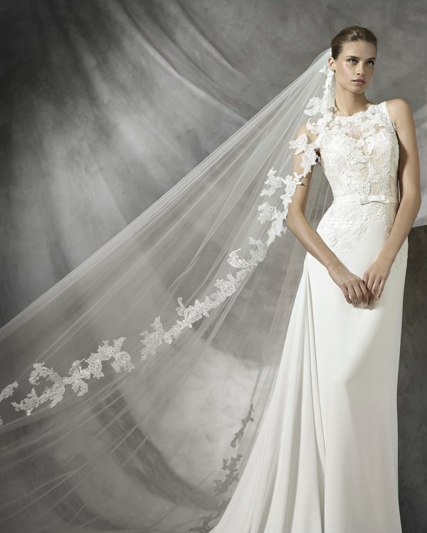 vestuvines sukneles pronovias tesia 2