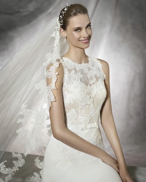 vestuvines sukneles pronovias tesia 3