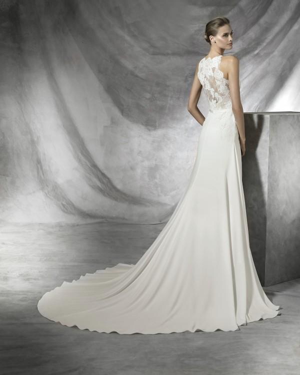 vestuvines sukneles pronovias tesia 4