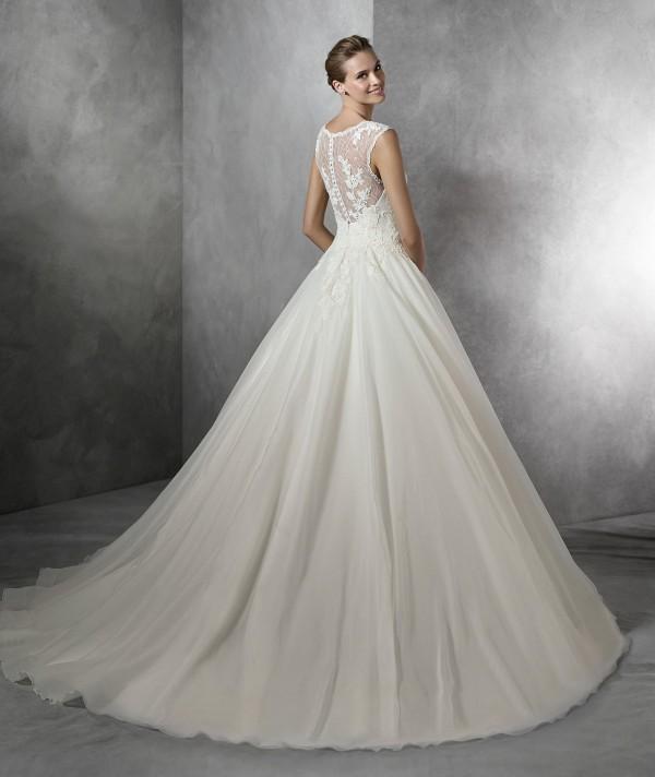 vestuvines sukneles pronovias torla 2
