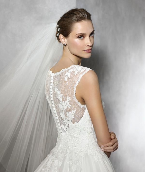 vestuvines sukneles pronovias torla 3