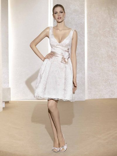 Vida wedding dress