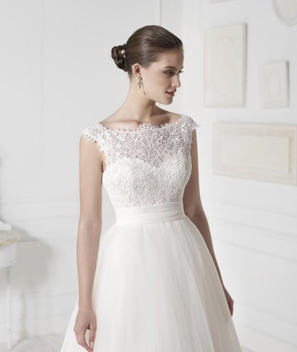 viena vestuvine suknele 3
