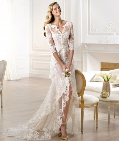 Yaela wedding dress