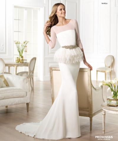 Yanela cвадебные платья
