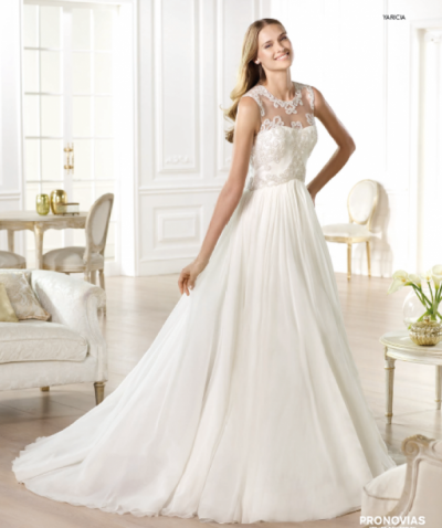 Yaricia wedding dress