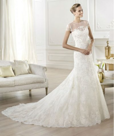 Yasmin wedding dress
