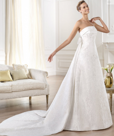 Yeray wedding dress