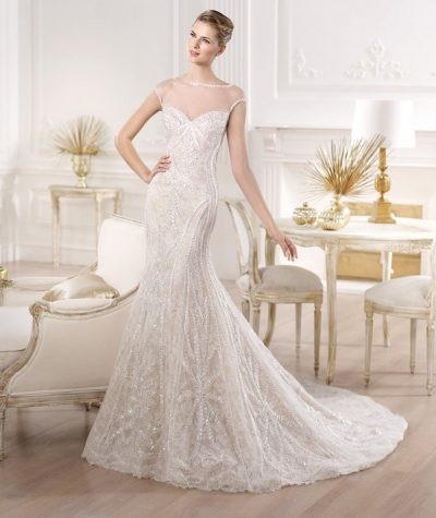 Yirsa wedding dress